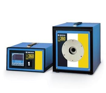 Advanced Energy - Model Mikron M360 - Blackbody Calibration Source with Two Portable Modules, 50 to 1100°C