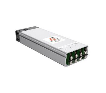 Model Xgen Series - Multiple-Output, User-Modular Power Supplies