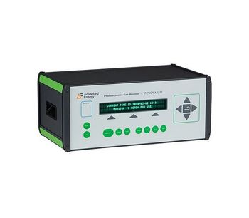 Advanced Energy - Model INNOVA 1512 - Highly Accurate, Stable, Quantitative, and Remotely Controllable Gas Monitoring System