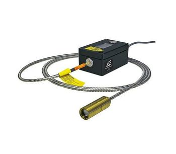 Advanced Energy - Model IMPAC IS 50-LO Plus and IGA 50-LO Plus Series - Digital, Highly Accurate Infrared Thermometers, 50 and 3500°C