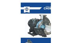 Chopper Pumps - Brochure