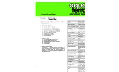 Bio-Klaralgin- Aquatop - Model MA - Biological Nutrient Media Brochure