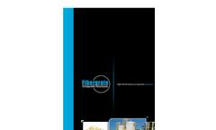 High Load Pultruded Grating Brochure