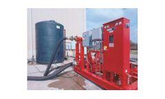 Peerless - Model B-1540 - Fire Pump Systems