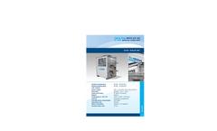 Model 50kW - Fluid Chiller Brochure