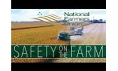 NFU Safety on the Farm: General Safety Video