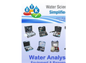 DTK Water Analysis Product Catalog