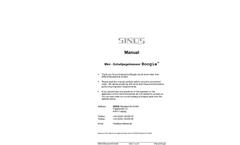 Integrating Mini Sound Level Meter- Brochure
