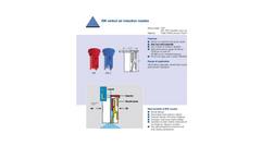 Model IDK - Compact Venturi Air Induction Nozzles Brochure