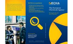 ECHA general leaflet - Brochure