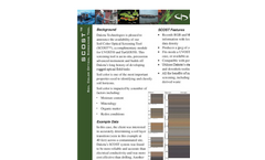 SCOST - Soil Color Optical Screening Tool Brochure