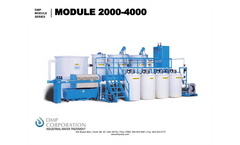 Model 2000 - Fully Automatic Continuous Flow System  Brochure