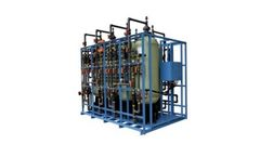 Model WR500 - 6000 - Water Recycling and Reuse Systems