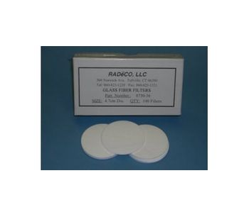 RADeCO - Model HD-2061 & LB-5211 - Particulate Filters