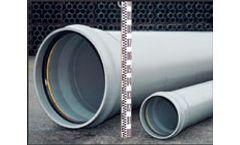 Connex - Model DN/OD 315 - 800 - Underground Drainage Pipe System