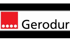 Gerodur - Model PE-RT - Plastic Pipe