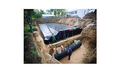 Heitker - Model Type 1-6 S - Rainwater Treatment System