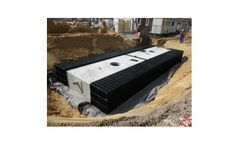 Heitker - Rainwater Treatment Trenches System