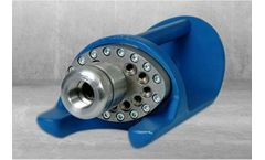 IBG HydroTech - Model Mega 6 - All-Rounders - Cleaning Nozzle