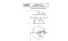 Supraflot - Model LC - Rotary Flotation Equipment - Brochure