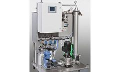 LK - Model Aquafil - Plug & Play Solution for Process Water Treatment System
