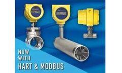 FCI - Model ST75 Series - Thermal Mass Flow Meters