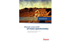 Thermo Scientific™ - Model 253 Ultra™ - High Resolution Isotope Ratio Mass Spectrometer - Brochure