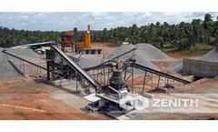 Zenith - Model 80TH---120TH - Hard Rock Complete Crushing Plant