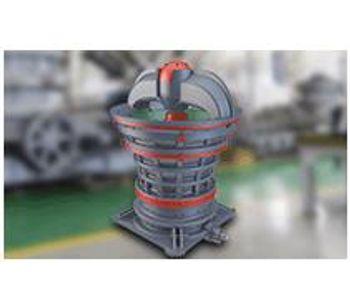 Zenith - Model HGT - Gyratory Crusher