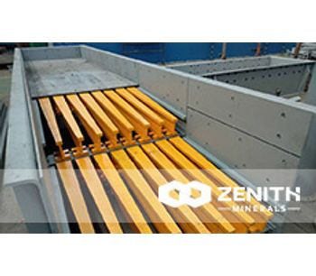 Zenith - Model GF - Vibrating Feeder