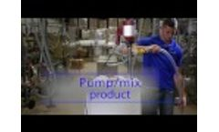 IPC - How to open and dispense from a 55 gallon drum with a pump - Video