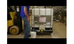 IPC - How to dispense from a tote using camlock - Video