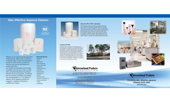 Cleaners Products - Brochure