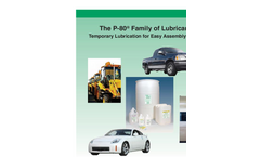 P80 Products Brochure
