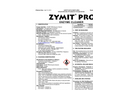 Zymit - Model Pro - Enzyme Cleaner - Safety Data Sheets (SDS)
