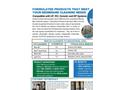 Membrane Cleaner Flyer