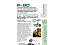 P-80 - Flyer and Spec Sheet1