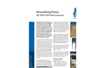 BP 2000 Briquetting Press Brochure