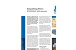 BP 3200 Briquetting Press Brochure