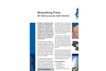 BP 5500 Briquetting Press Brochure