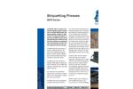 BPH Series Briquetting Presses Brochure