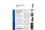BS 350 Briquette Cutter Brochure