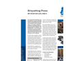 BP 6500 HD With ABCS - Briquetting Press Brochure
