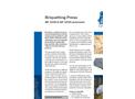 BP 3200 & BP 3200 Automatic - Briquetting Press Brochure