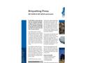 BP 4000 & BP 4000 Automatic - Briquetting Press Brochure