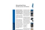 BP 6000 Automatic & BP 6000HD - Briquetting Press Brochure