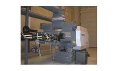 C. F. Nielsen - Industrial Briquetting Plant 1200-1800 kg/hour