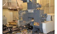 C. F. Nielsen - Consumer Briquetting Plant 1800 - 2800 kg/h