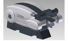 C. F. Nielsen - Model BP 5510, BP 6010 & BP 6510 - Mechanical Briquetting Presses