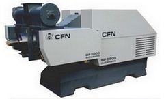 C. F. Nielsen - Model BP 5500 BBCS - Mechanical Briquetting Press